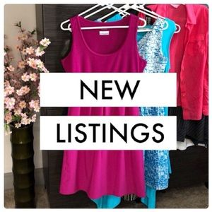 Other - ❤️New Listings!! Come on in and explore❤️